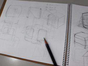デザイナーからのデザイン画、どうやって設計したらよいのか