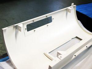 板金製造会社との連携により、デザインから試作の納品までワンストップ1
