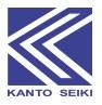 関東精機ロゴ